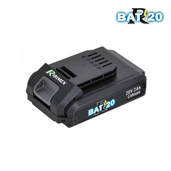 Batteria 20V - 2Ah - RBAT20